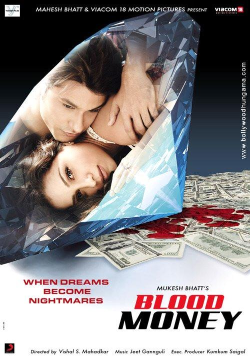 Blood Money First Look Poster