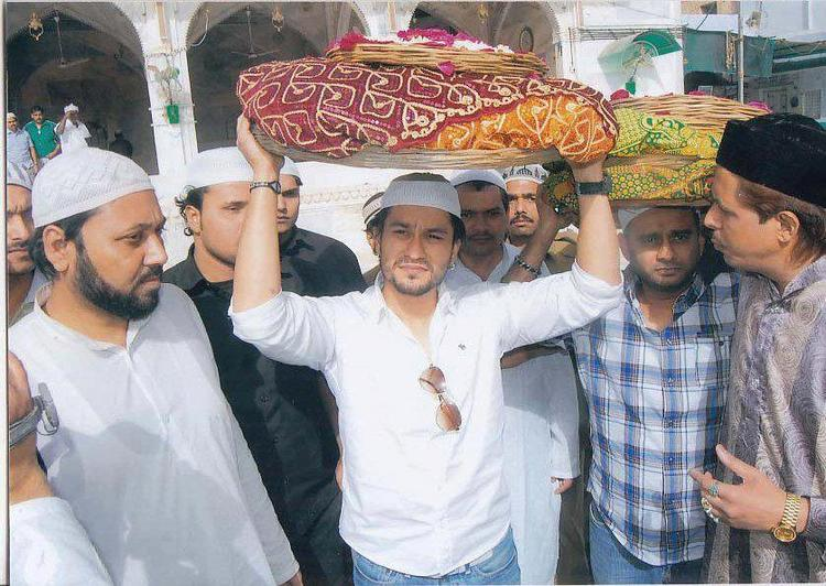 Blood Money Movie Team Visits Ajmer Sharif Dargah