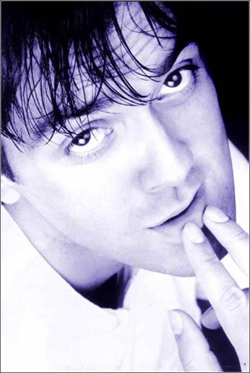 Bobby Deol Face Cute Look Wallpaper