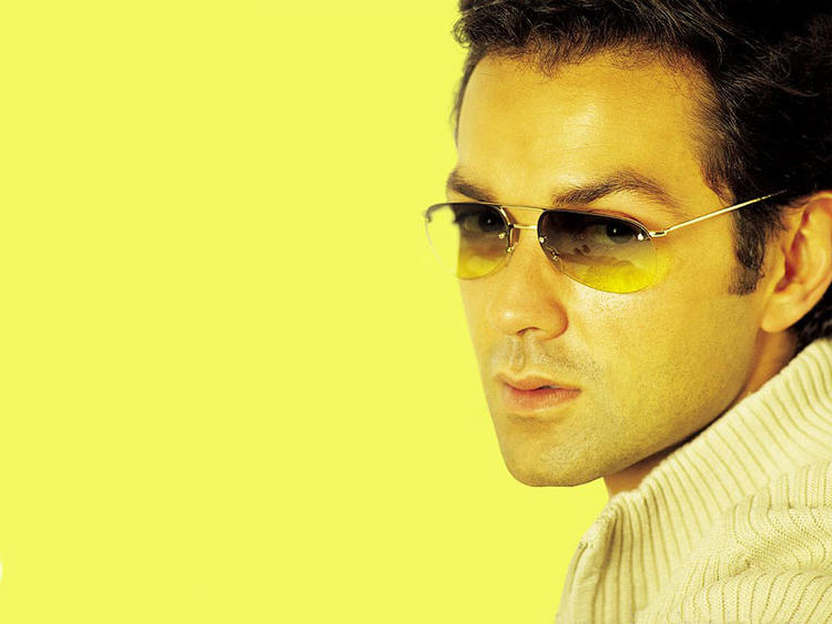Bobby Deol Nice Face Look Wallpaper