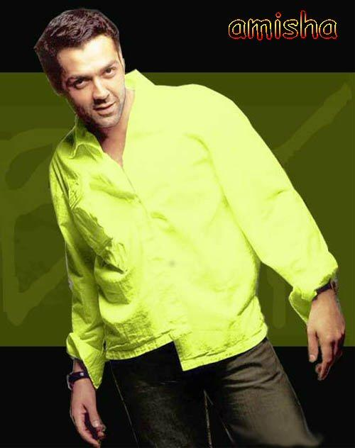 Bobby Deol Sexy Stylist Look Wallpaper