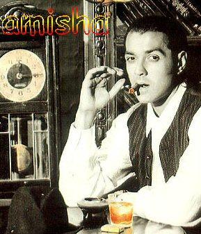 Bobby Deol Smoking Wallpaper