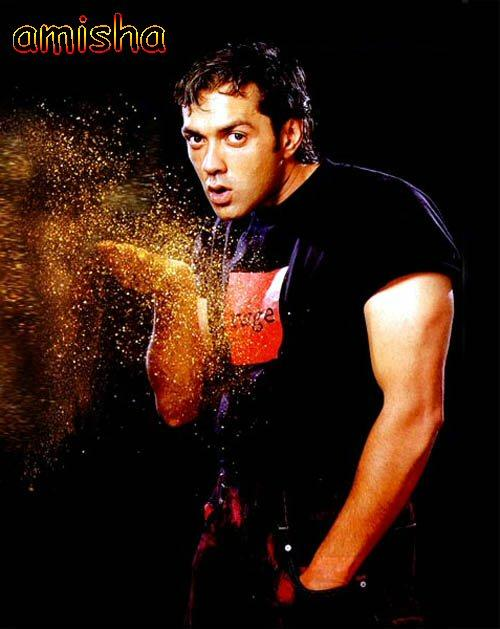 Bobby Deol Stylise Sexy Look wallpaper
