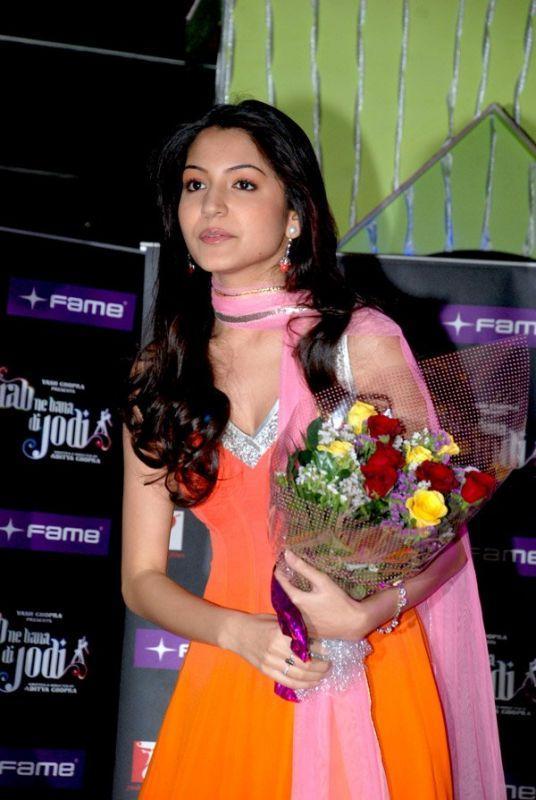 Bollywood Actress Anushka Sharma Still
