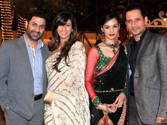 Bollywood Celebs at Vikas Kalantri's wedding reception