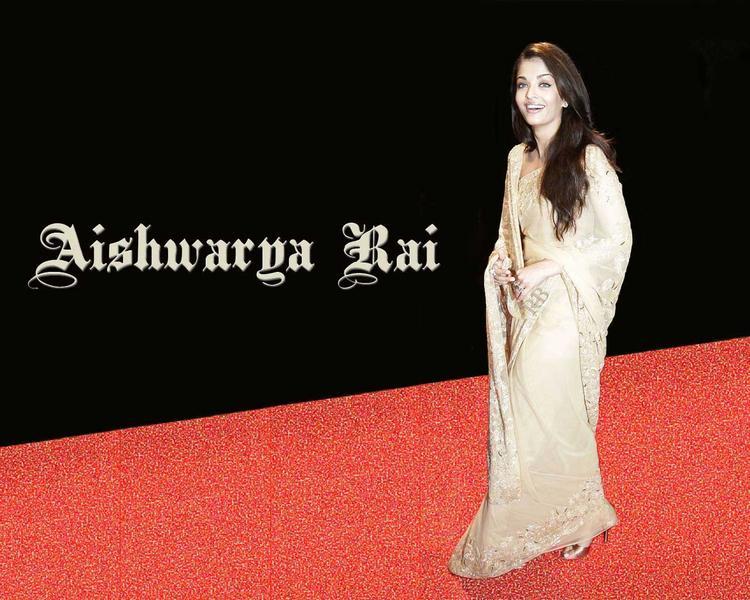 Bollywood Diva Aishwarya Rai Wallpaper