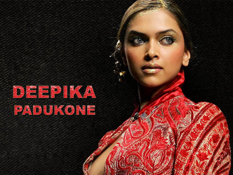 Bollywood Diva Deepika Padukone Wallpaper