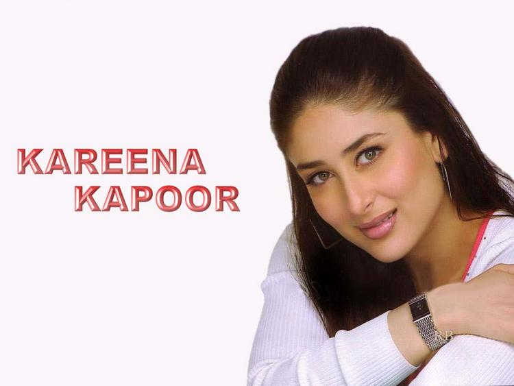 Bollywood Diva Kareena Kapoor Wallpaper