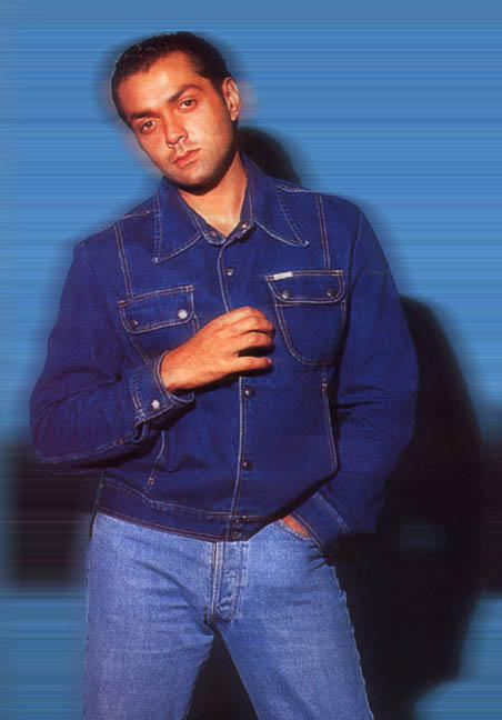 Bollywood Heartthrob Bobby Deol Pic