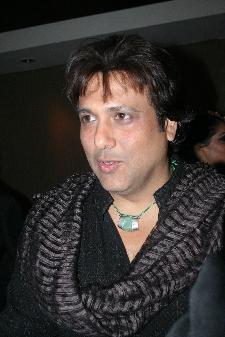 Bollywood Star Govinda Latest Photo