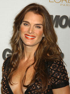 Brooke Shields Beauty Smile Pic