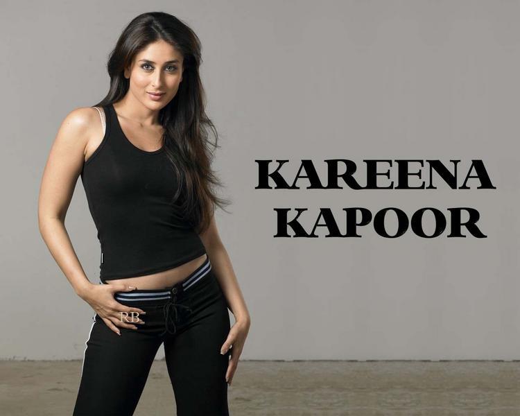 Bubbly Actress Kareena Kapoor Wallpaper