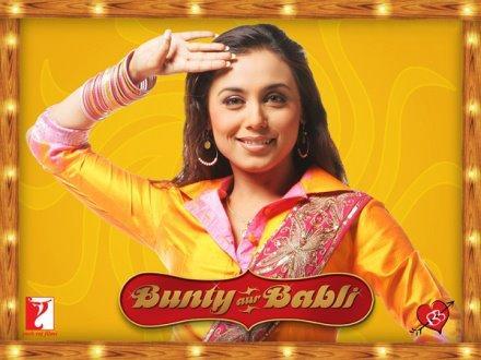 Bunty Aur Babli Rani Mukherjee Cute Still