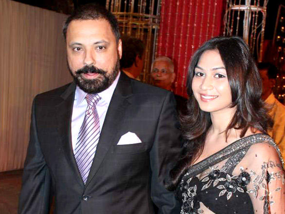 Bunty Walia at Vikas Kalantri's wedding reception