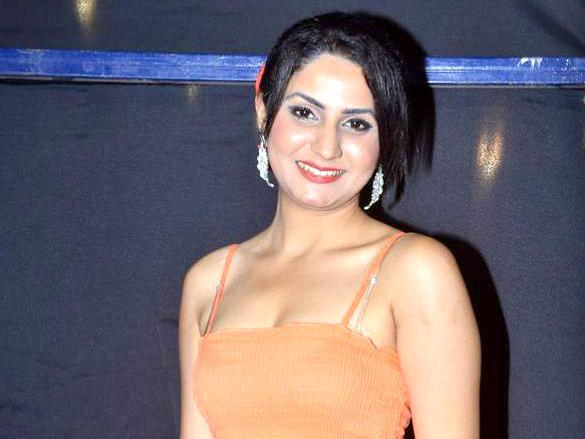Celeb at Gujarati Film and TV Awards