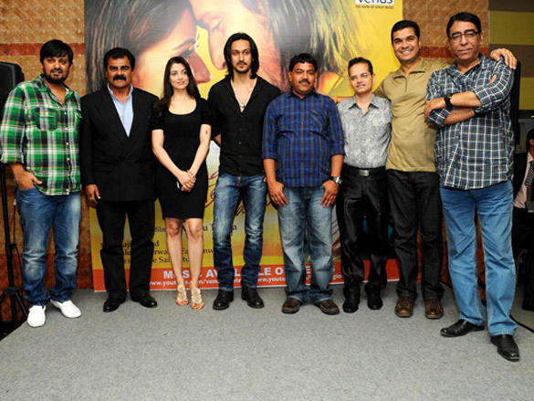 Celebs At Audio Release of Zindagi Tere Naam