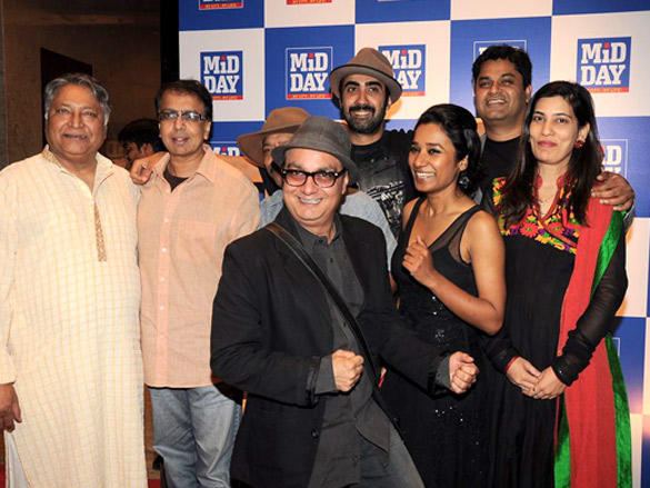 Celebs At Launch of Mid-Day Mumbai Anthem