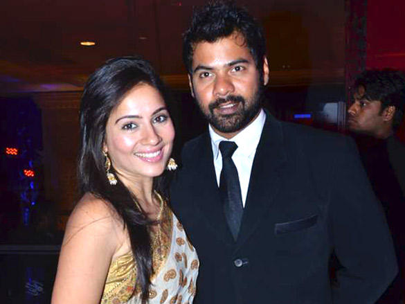 Celebs At Sachin Joshi and Urvashi wedding reception