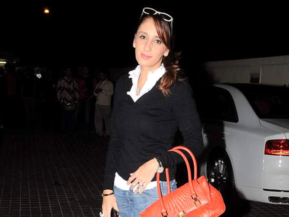 Celebs at Agneepath special screening