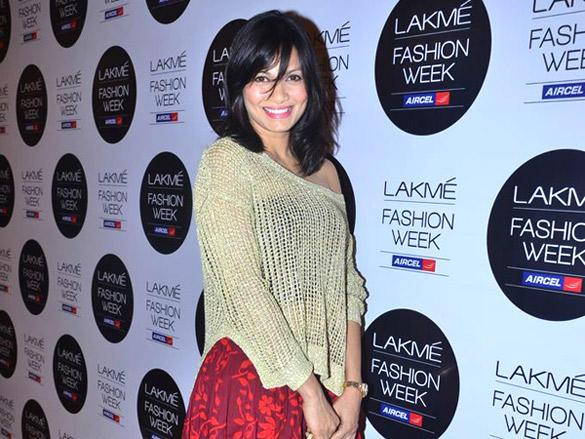 Celebs at Lakme Fashion Week  Day 3