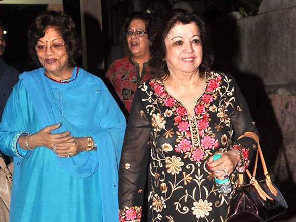 Celebs at Salim Khan's screening of Agneepath