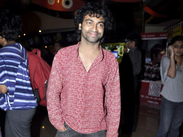 Celebs at a special screening of The Artist