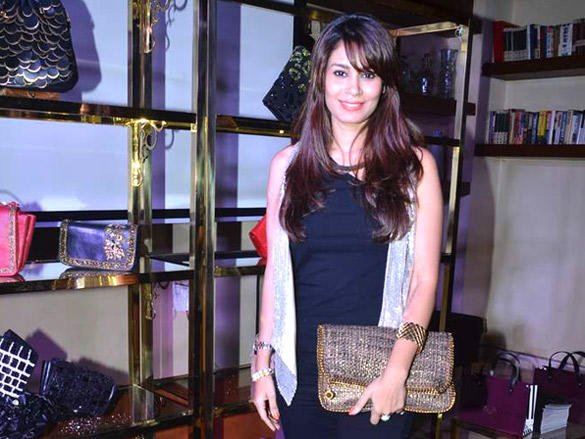 Celebs at the Launch of Hidesign's Luxury Collection