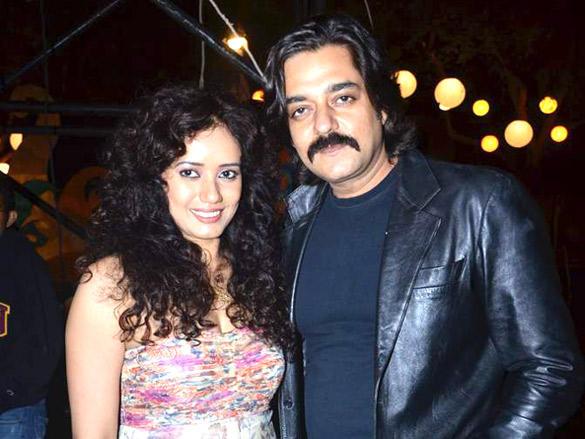 Chandrachur and Shreya at the mahurat of Palchinn film in Baroda