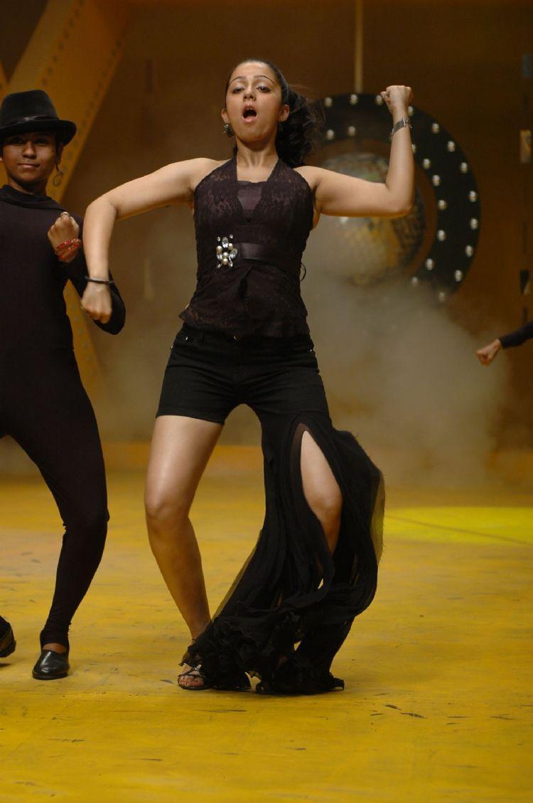 Charmi Hot  Dance Still