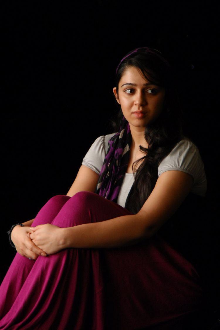 Charmi Kaur Beauty Face Unseen Photo