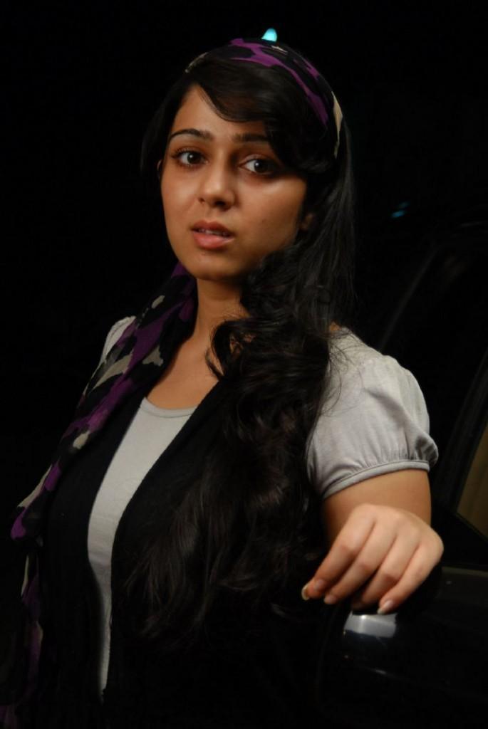 Charmi Kaur Face Cute Still