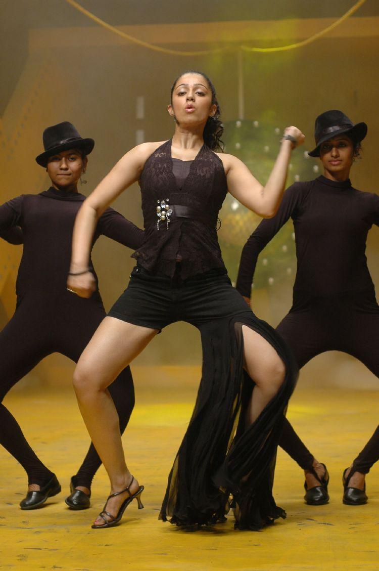 Charmi Kaur Hot Dressing Sexy Dance Pic