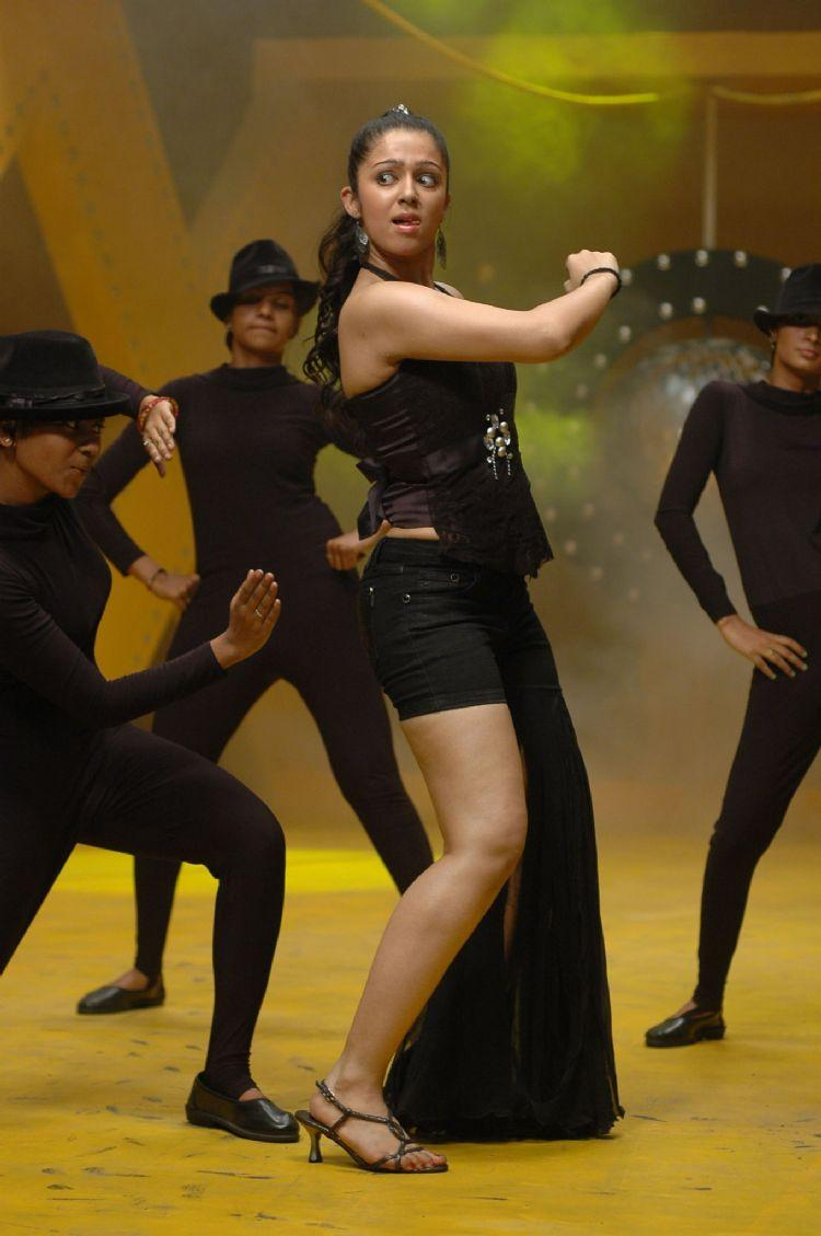 Charmi Kaur Sexy Dance Photo