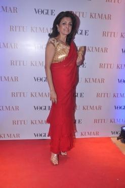 Chhaya Momaya  at launch of Ritu Kumar's Flagship Store