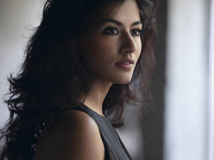 Chitrangada Singh in Black