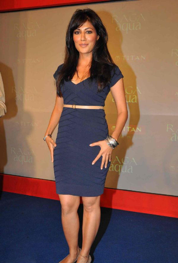 Chitrangada Singh in Blue