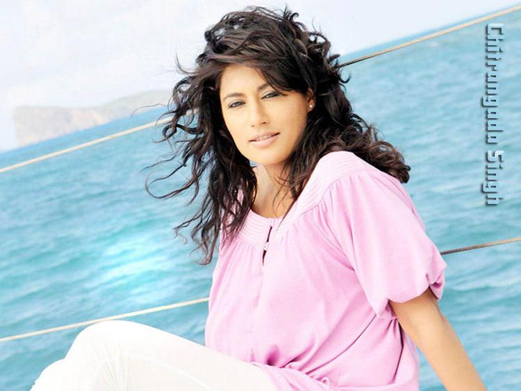 Chitrangada Singh in Pink