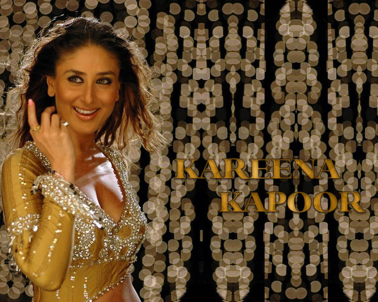 Chubby Actress Kareena Kapoor Wallpaper