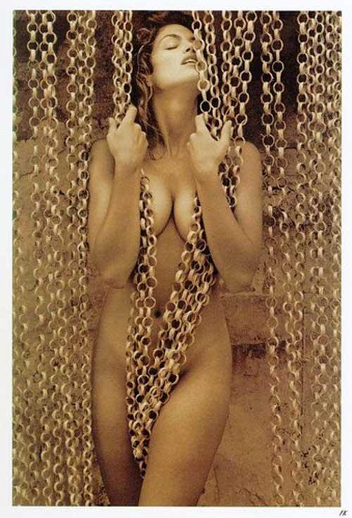 Cindy Crawford Nude Photo Shoot