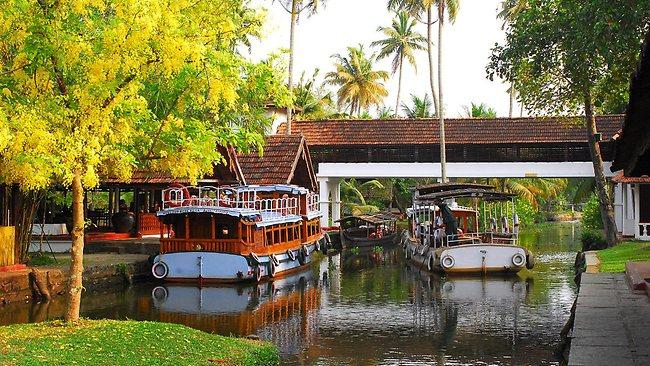 Coconut Lagoon, Kerala Backwaters
