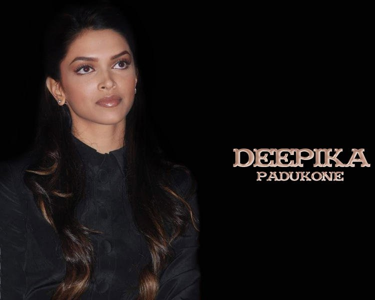 Deepika Padukone Close Up Face Wallpaper