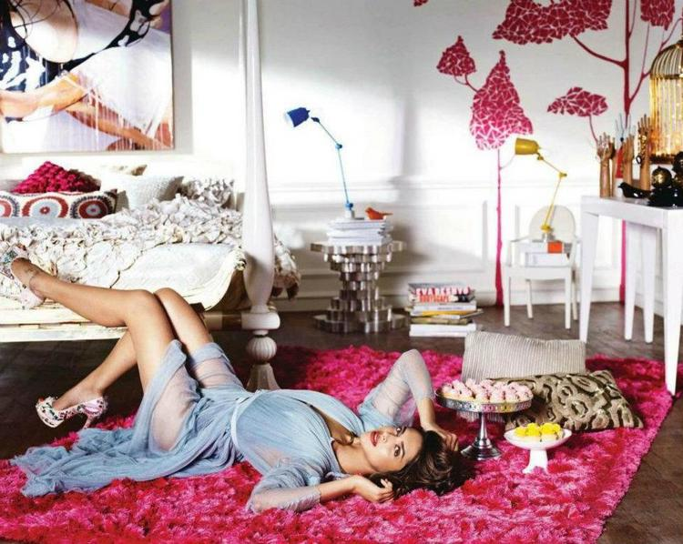 Deepika Padukone Spicy Photoshoot For Architectural Digest
