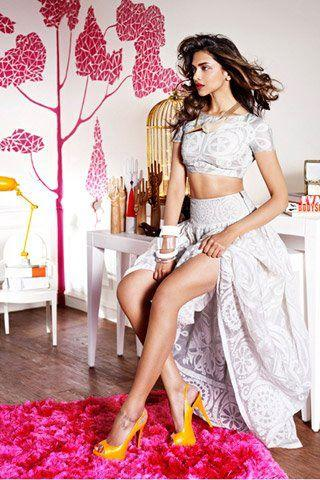 Deepika Padukone Super Sexy Photoshoot For Architectural Digest