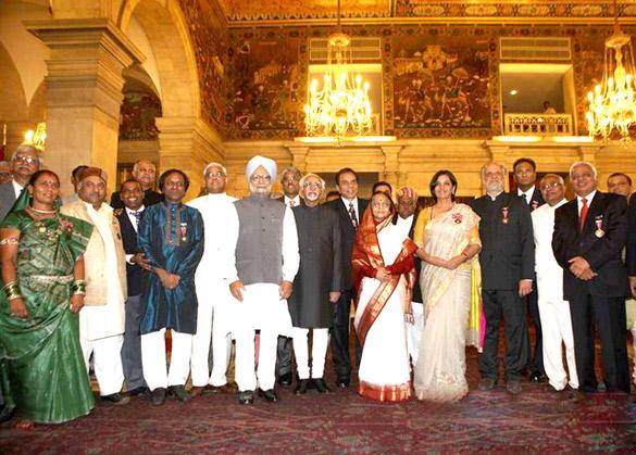 Dharmendra,Shabana Azmi Win Padma Awards