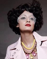 Dia Mirza on Elle India  April 2012