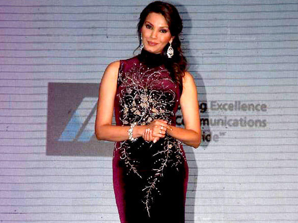 Diana Hayden looking gorgeous at Olive Crown Awards