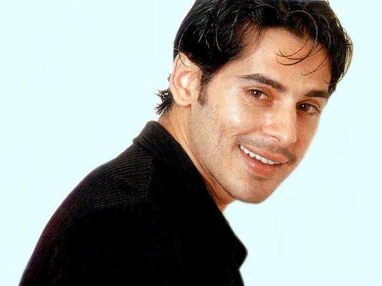 Dino Morea Sexy Smile Face Wallpaper