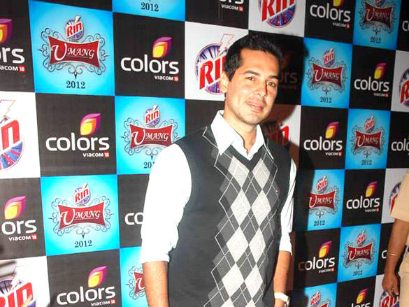 Dino Morea at Umang 2012