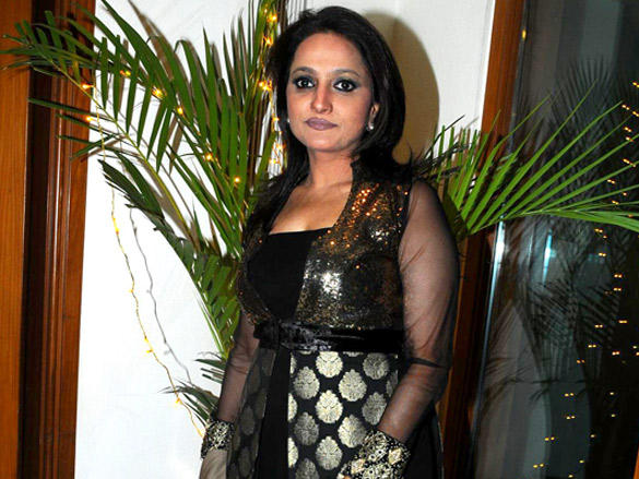 Durga Jasraj at launch of Deepak Pandit's album Miracle
