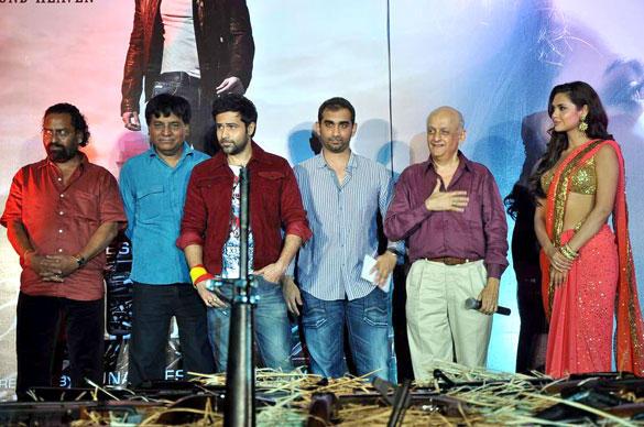 Emraan Hashmi,Esha Gupta  in Jannat 2 Audio Release